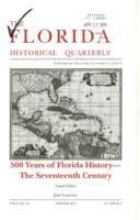 The Florida historical quarterly