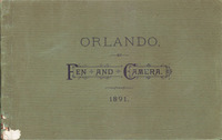 pen and camera sketch of Orlando, Florida