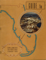 Guide to Orlando Air Force Base, Florida, 1959