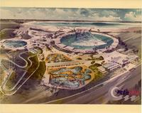 Rendering of the Wet'n Wild Orlando