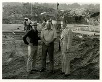 George Millay at Construction site in Wet'n Wild Orlando
