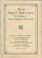Plan of Group Insurance for Employes of the Pullman Company