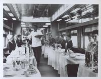 Pullman car: diner