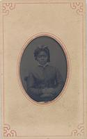 Portrait of a young African American female