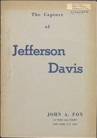capture of Jefferson Davis