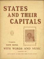States and their capitals