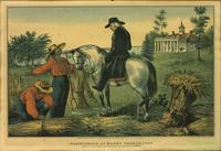 Washington at Mount Vernon 1797