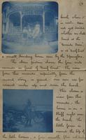 Letter with applied photographs describing Daytona (21)