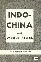 Indo-China and world peace.
