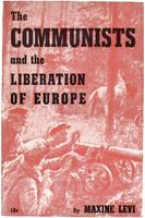 The Communists and the liberation of Europe