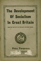 The development of socialism in Great Britain