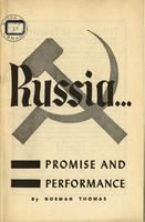 Russia, promise and performance...