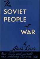 The Soviet people at war