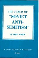The fraud of Soviet anti-Semitism