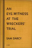 An eye-witness at the wreckers' trial