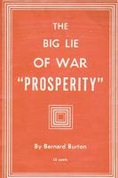The big lie of war prosperity