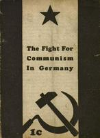 The fight for Communism in Germany