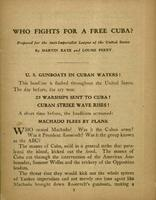 Who fights for a free Cuba?