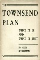 The Townsend plan: What it is and what it isn't