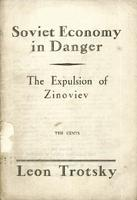 Soviet economy in danger: The expulsion of Zinoviev