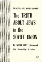 The truth about Jews in the Soviet Union: The letter Life refused to print