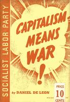 Capitalism means war