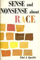 Sense and nonsense about race