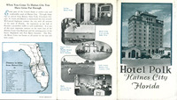 Hotel Polk, Haines City Florida
