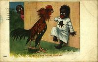 """Deed, I dun eat no chicken"""