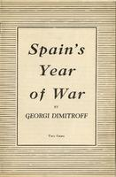 Spain's Year of War