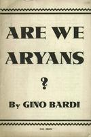Are we Aryans?
