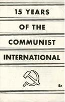 15 years of the Communist International