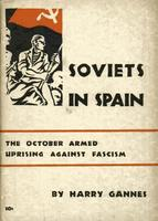 Soviets in Spain: The October armed uprising against fascism