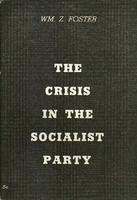 The crisis in the Socialist party